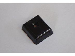 Koncovka vnitřní hliníkové lišty š.25mm 111 484