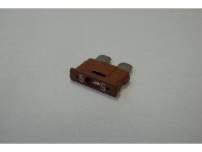 Nožová autopojistka 12-24V - 5A