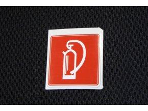 Symbol piktogram - hasící přístroj (menší)