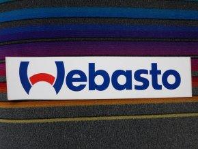 Symbol označení - Webasto