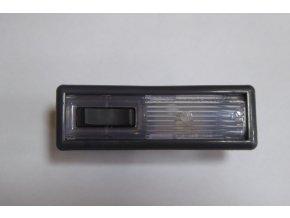 Vestavné svítidlo 5W s vypínačem PAL / Škoda