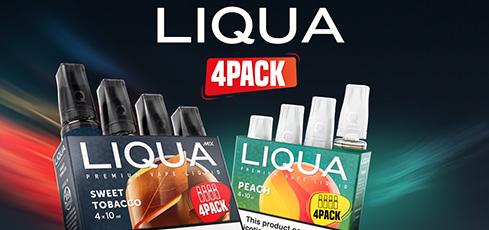 Liqua 4x10 ml