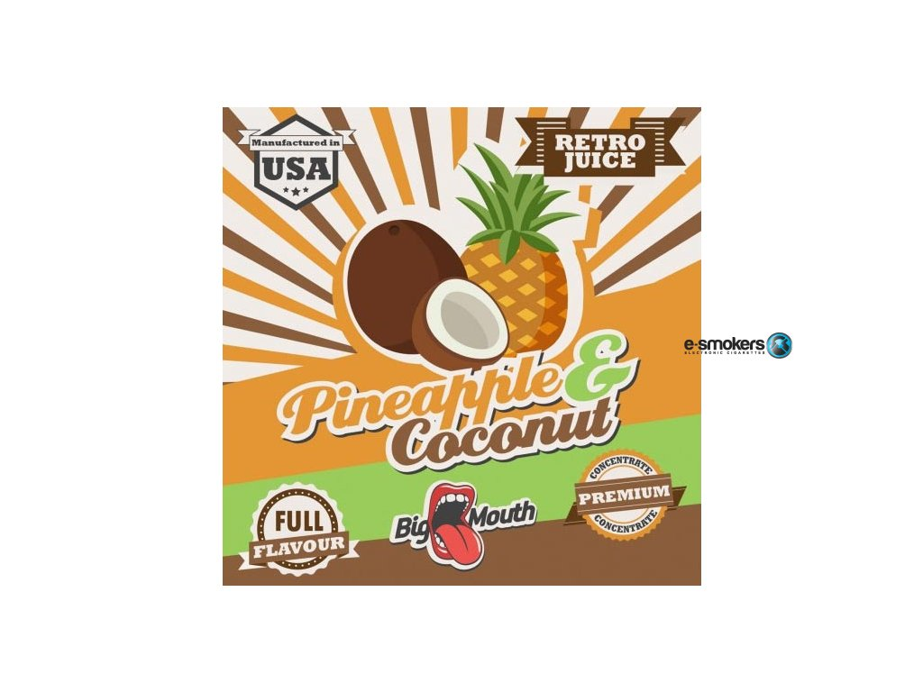 pineapple and coconut 631x531