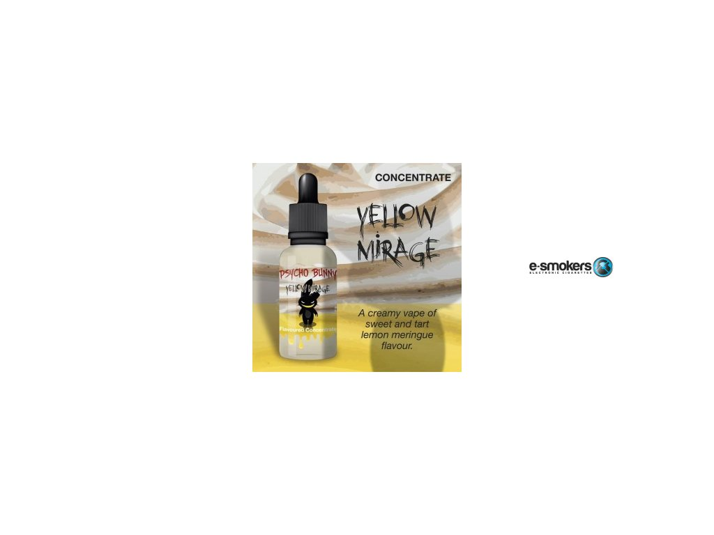 concentrates yellow mirage