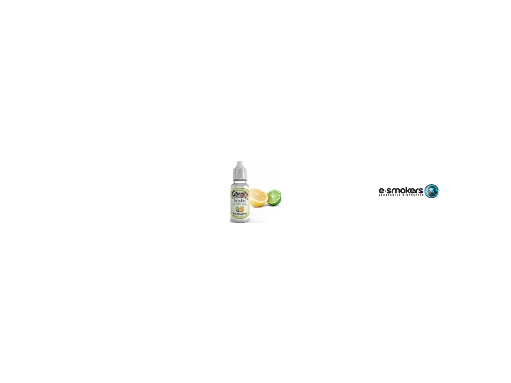 prichut capella 13ml lemon lime citron a limetka.png