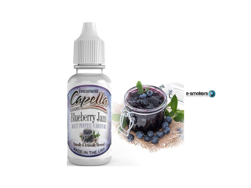 prichut capella 13ml blueberry jam boruvkovy dzem