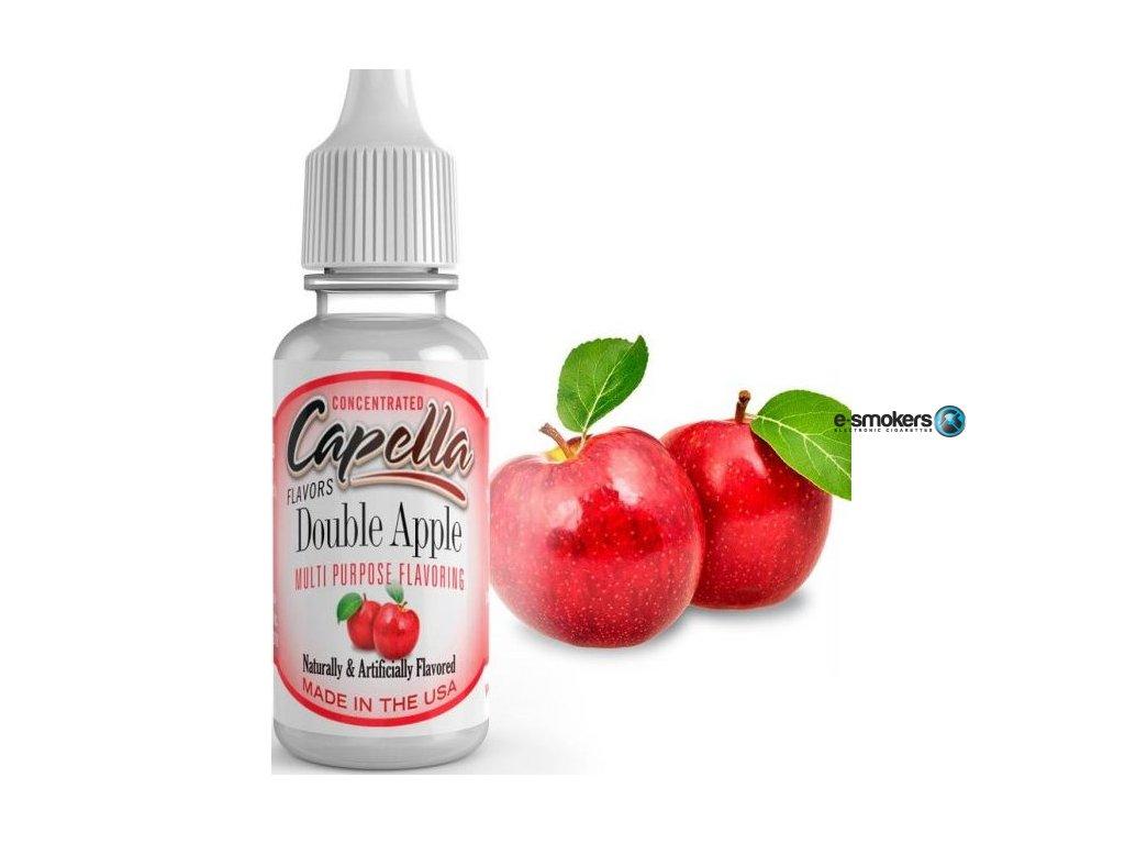prichut capella 13ml double apple dvojita jablecna chut