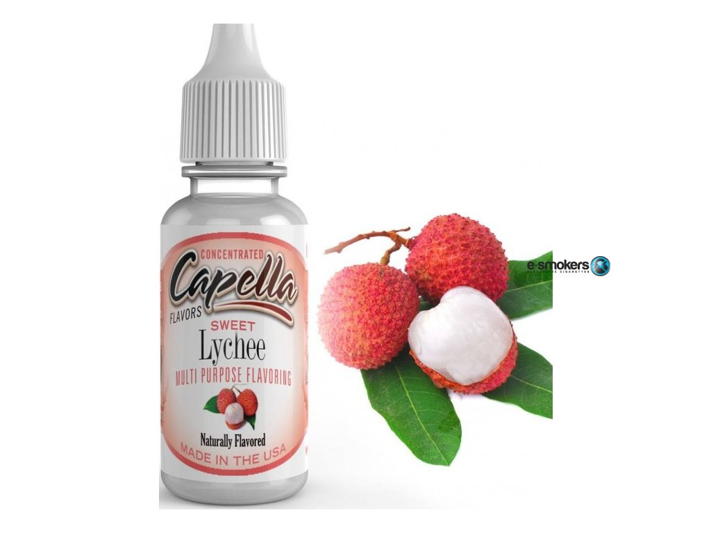 prichut capella 13ml sweet lychee sladke lici