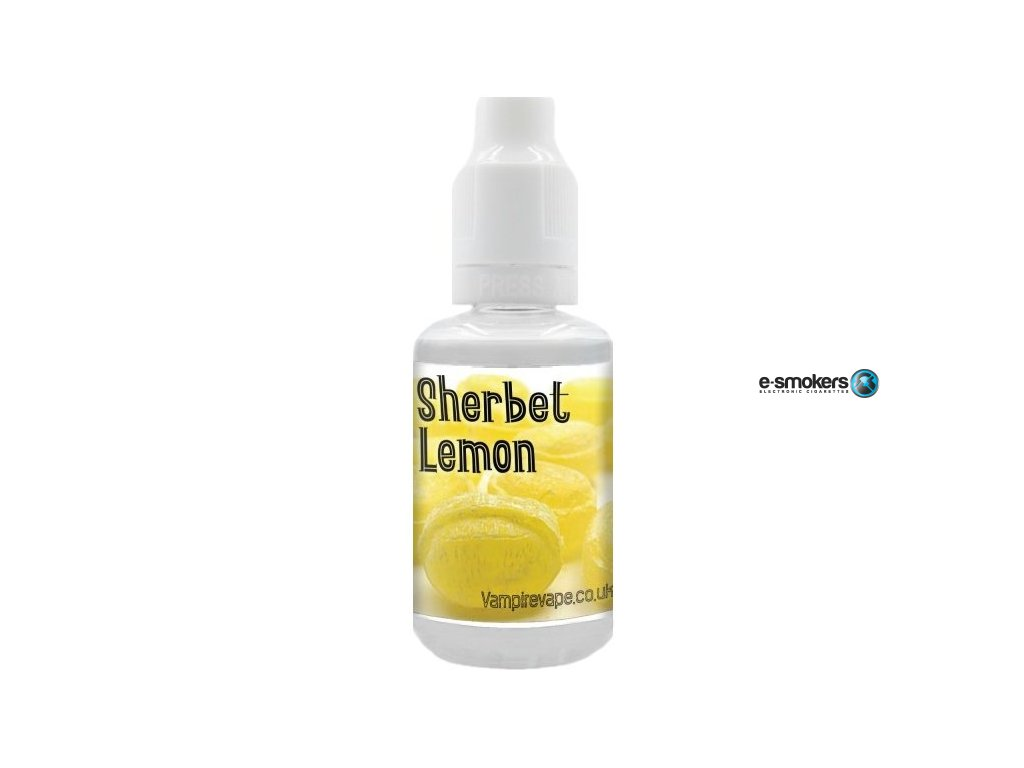 prichut vampire vape 30ml sherbet lemon