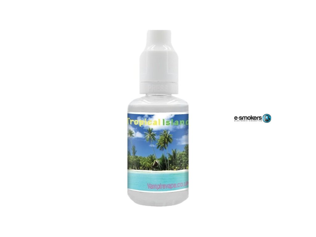 prichut vampire vape 30ml tropical island