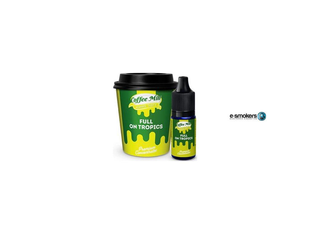 prichut coffee mill 10ml full on tropics