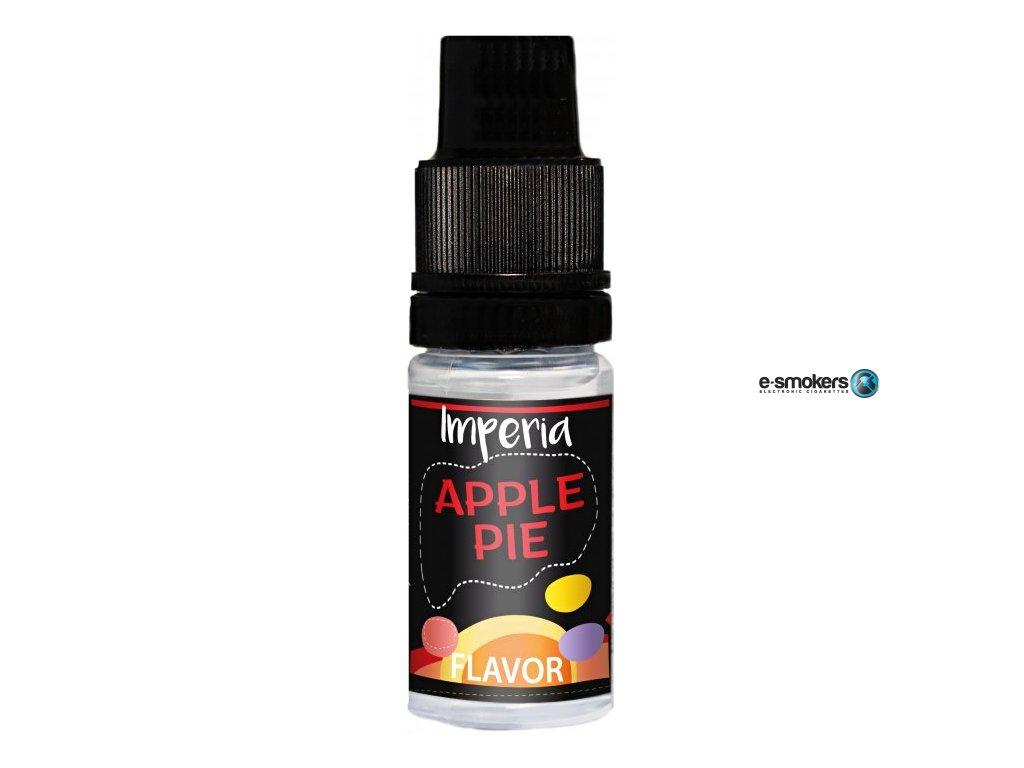 prichut imperia black label 10ml apple pie jablecny kolac