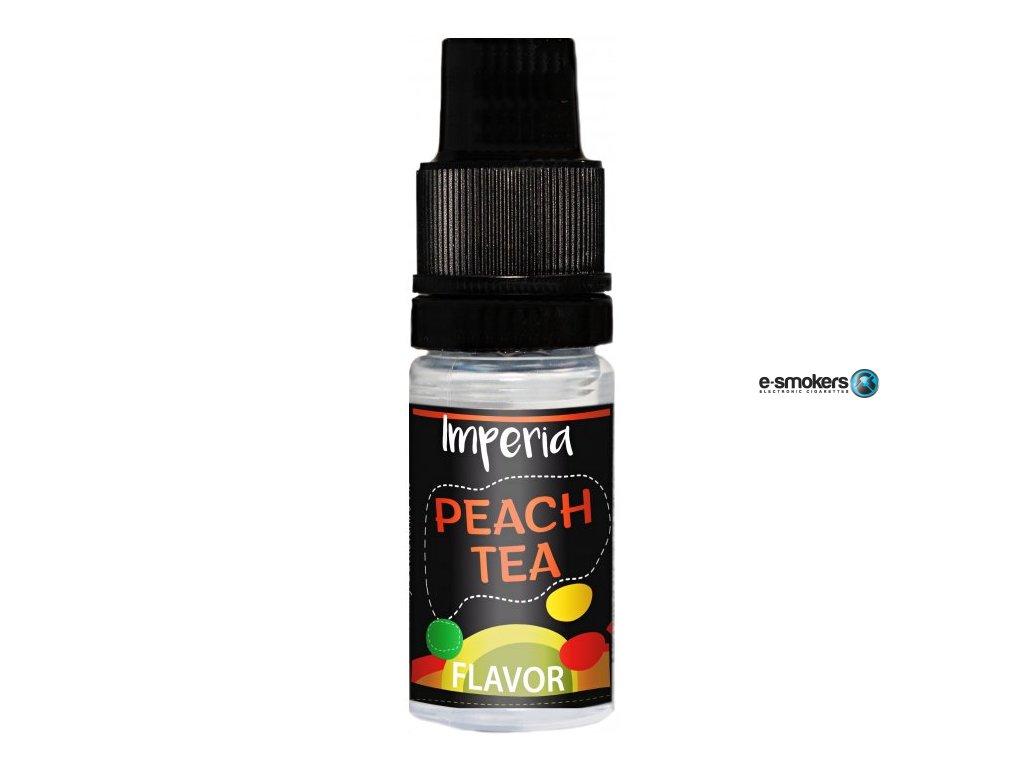 prichut imperia black label 10ml peach tea broskvovy caj.png