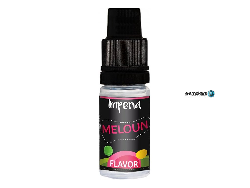 prichut imperia black label 10ml melon vodni meloun