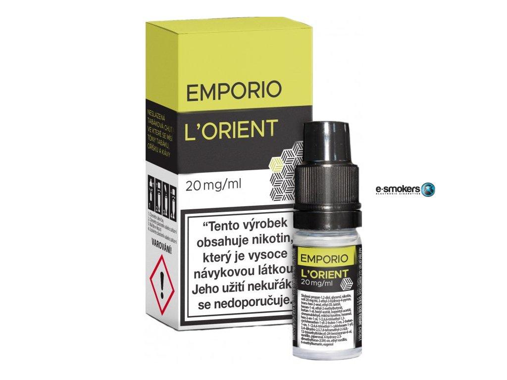 liquid emporio salt lorient 10ml 20mg