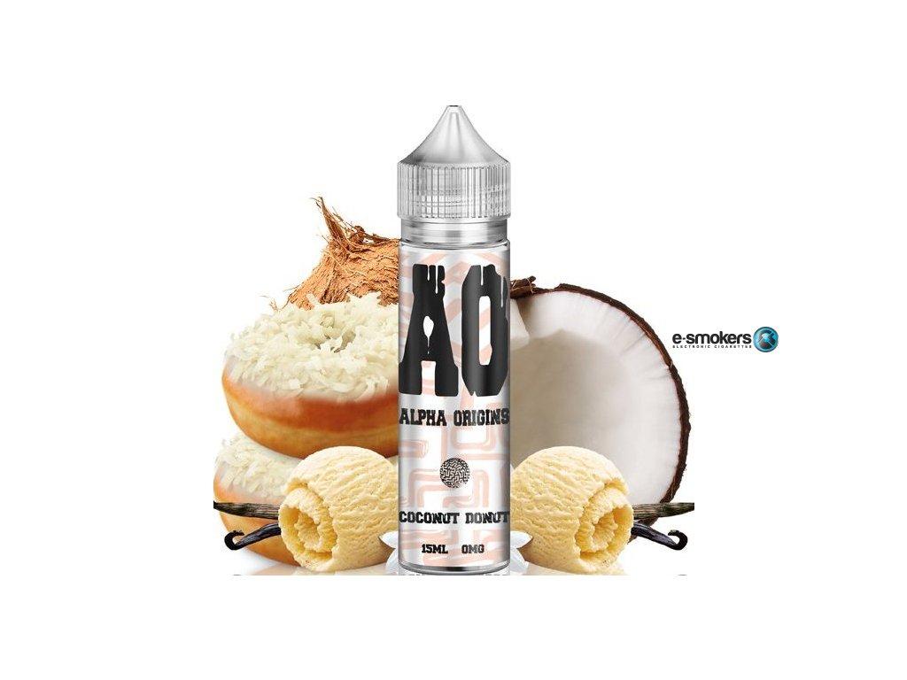 prichut alpha origins shake and vape 15ml coconut donut.png