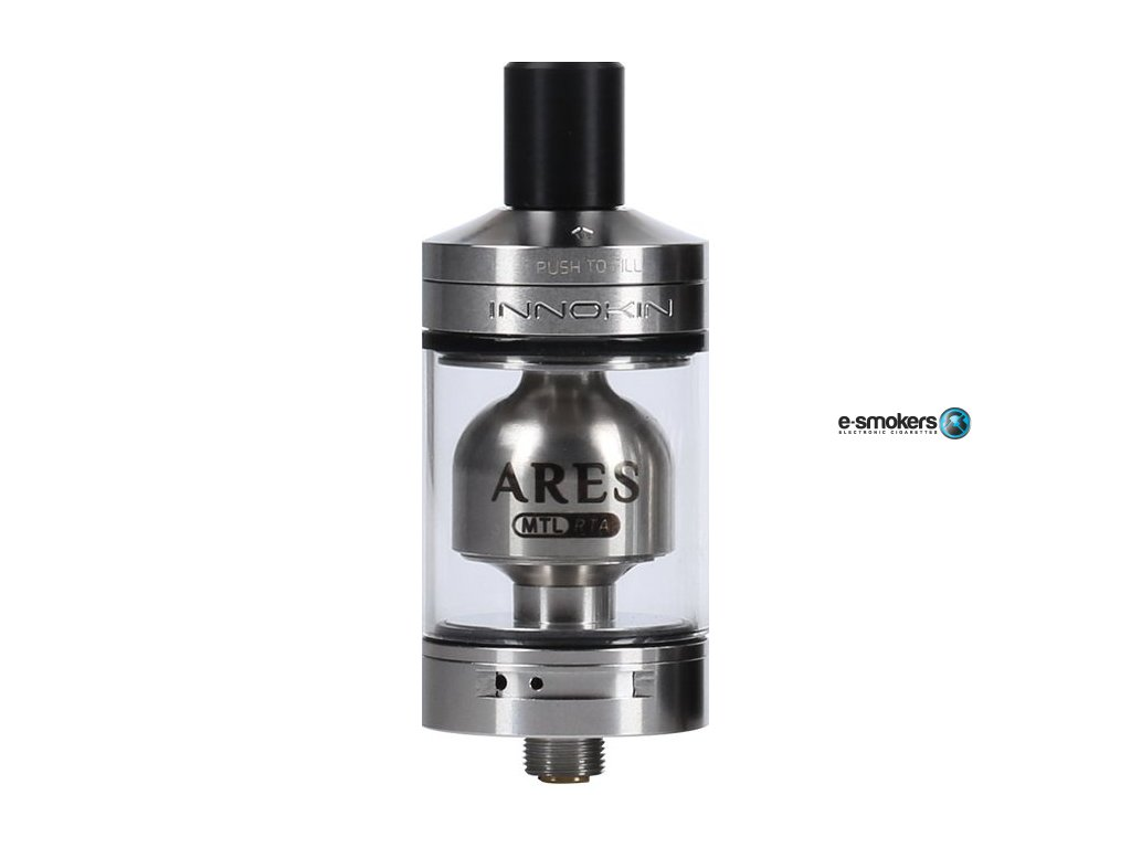 innokin ares rta clearomizer silver.png