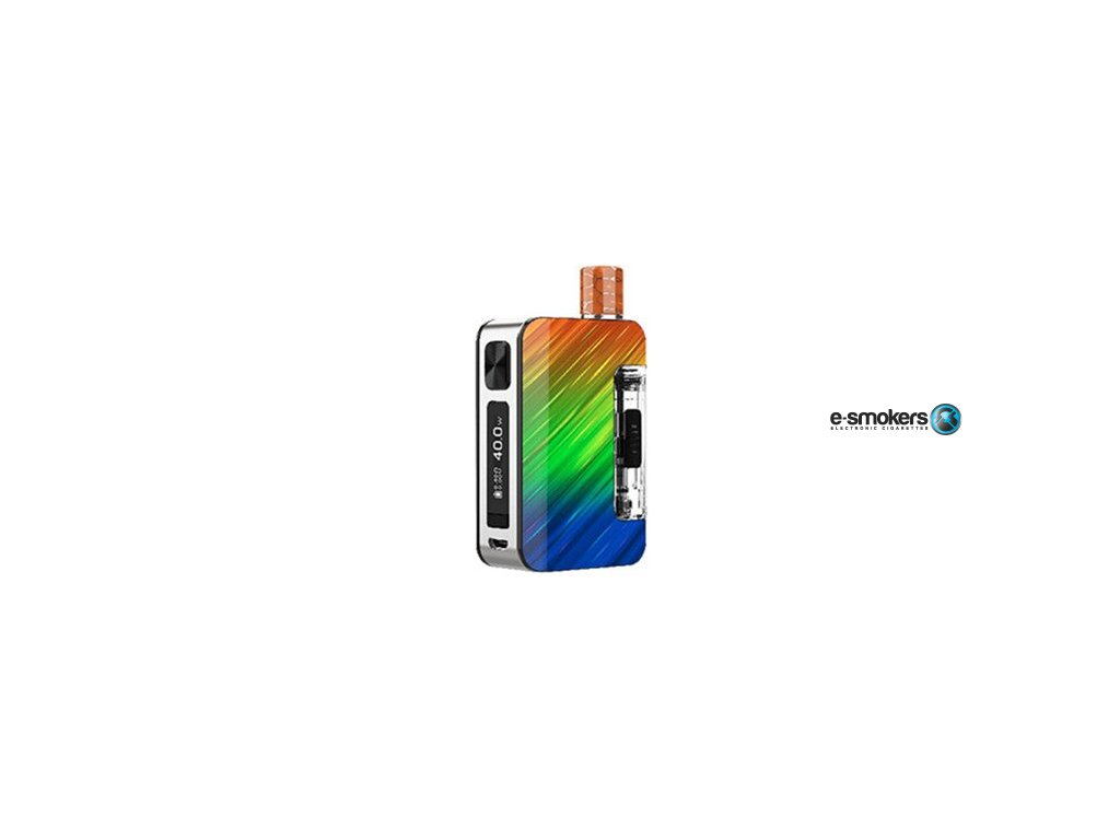joyetech exceed grip pro 40w full kit 1000mah rainbow star trail