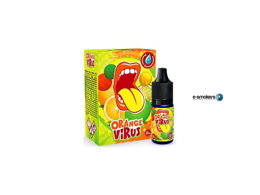 prichut big mouth classical orange virus