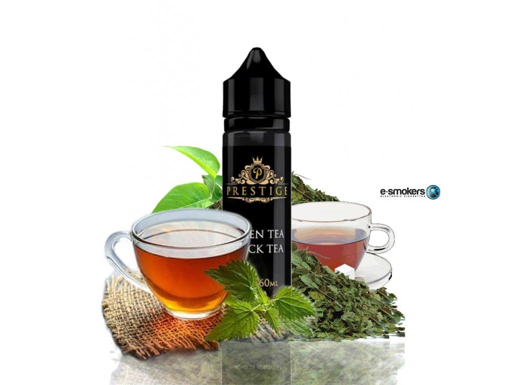 vyr 9861 green tea black tea