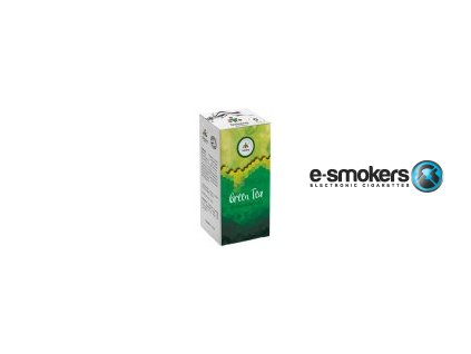 liquid dekang green tea 10ml 0mg zeleny caj