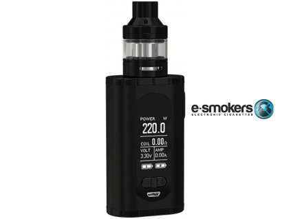 iSmoka-Eleaf Invoke TC 220W s ELLO T - Full Kit grip