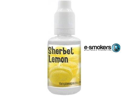 prichut vampire vape 30ml sherbet lemon