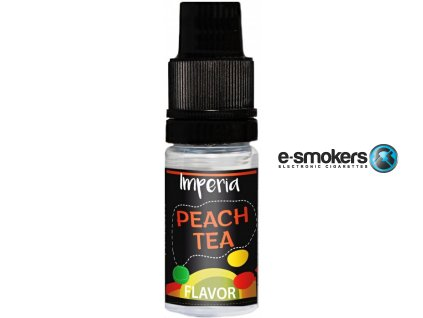 prichut imperia black label 10ml peach tea broskvovy caj.png
