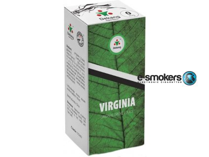 liquid dekang virginia 10ml 0mg virginia tabak