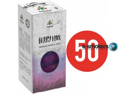 liquid dekang fifty berry mix 10ml 0mg lesni plody