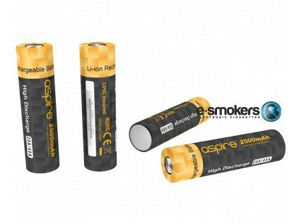 Baterie ICR 18650 Aspire
