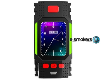 hugo vapor ranger 234w grip easy kit black