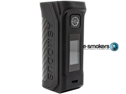 asmodus amighty 100w grip easy kit black