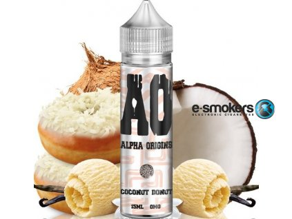 prichut alpha origins shake and vape 15ml coconut donut.png
