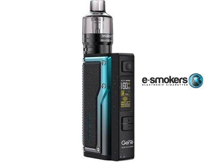 voopoo argus gt 160w grip full kit black and blue