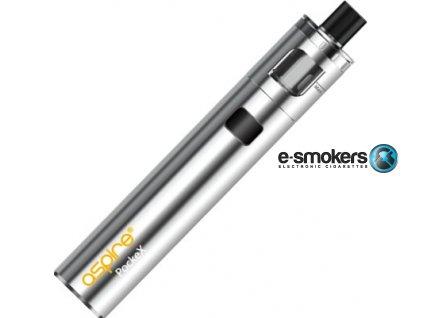 aspire pockex aio elektronicka cigareta 1500mah stainless steel