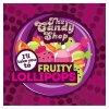 fruity lollipops