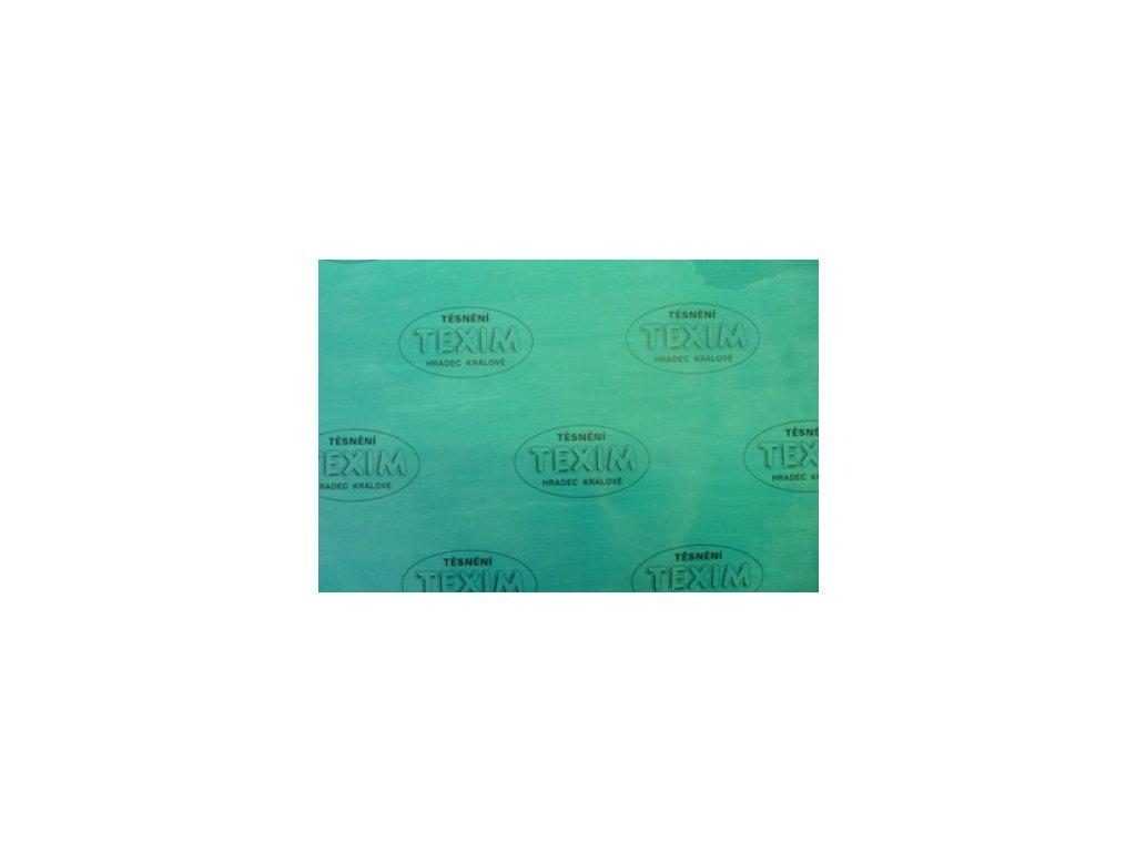 Bezasbestová deska TEXIM zelená 1,5  Temaplus 1,5