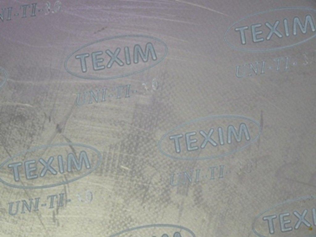 Bezasbestová deska TEXIM S 1mm  Deska expand. grafit TEXIM S 1mm