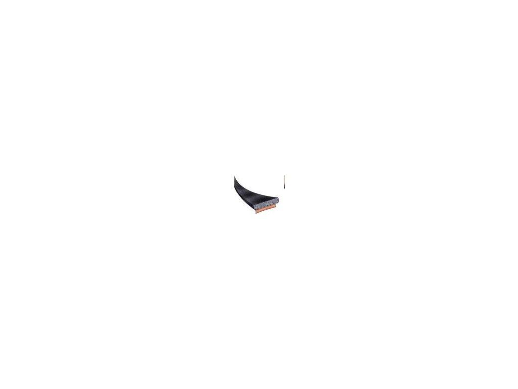 Samolepící těsnění CE 8x3 mm černá 100m  CE 8 x 3 mm 100m černá
