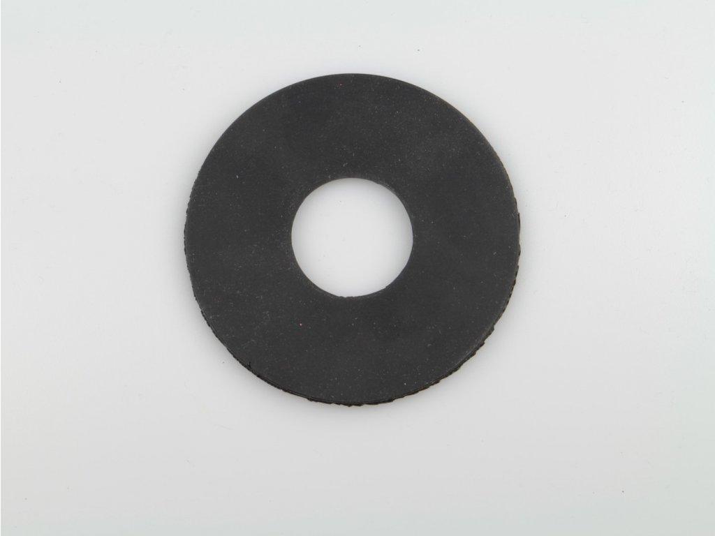 Membrána vypouštěcího ventilu NATURA/GEBERIT 63x23,5x3