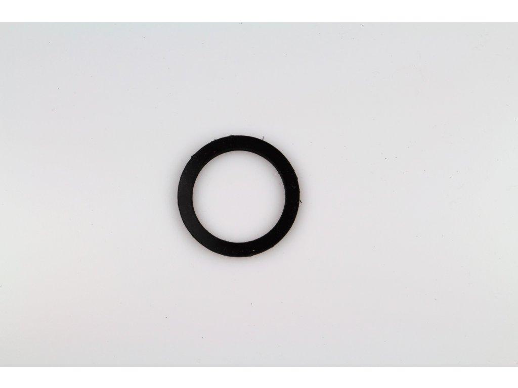"""Těsnění flexisifon matice 5/4"""" 39x30x3 ploché pryž"""
