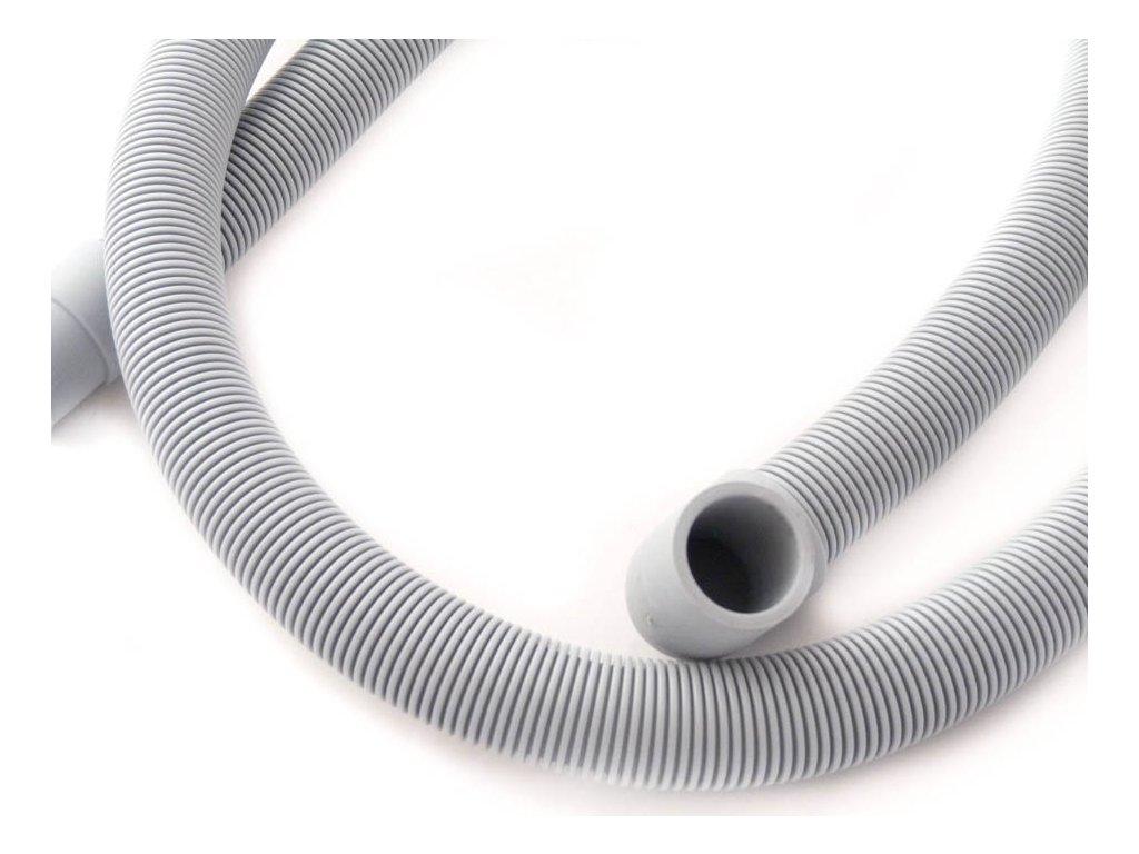 Výtoková hadice plast 3,5m rovná-kolínko
