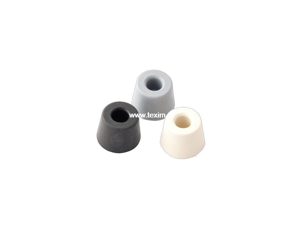 Zarážka malá - pr.24/19mm,v.11mm