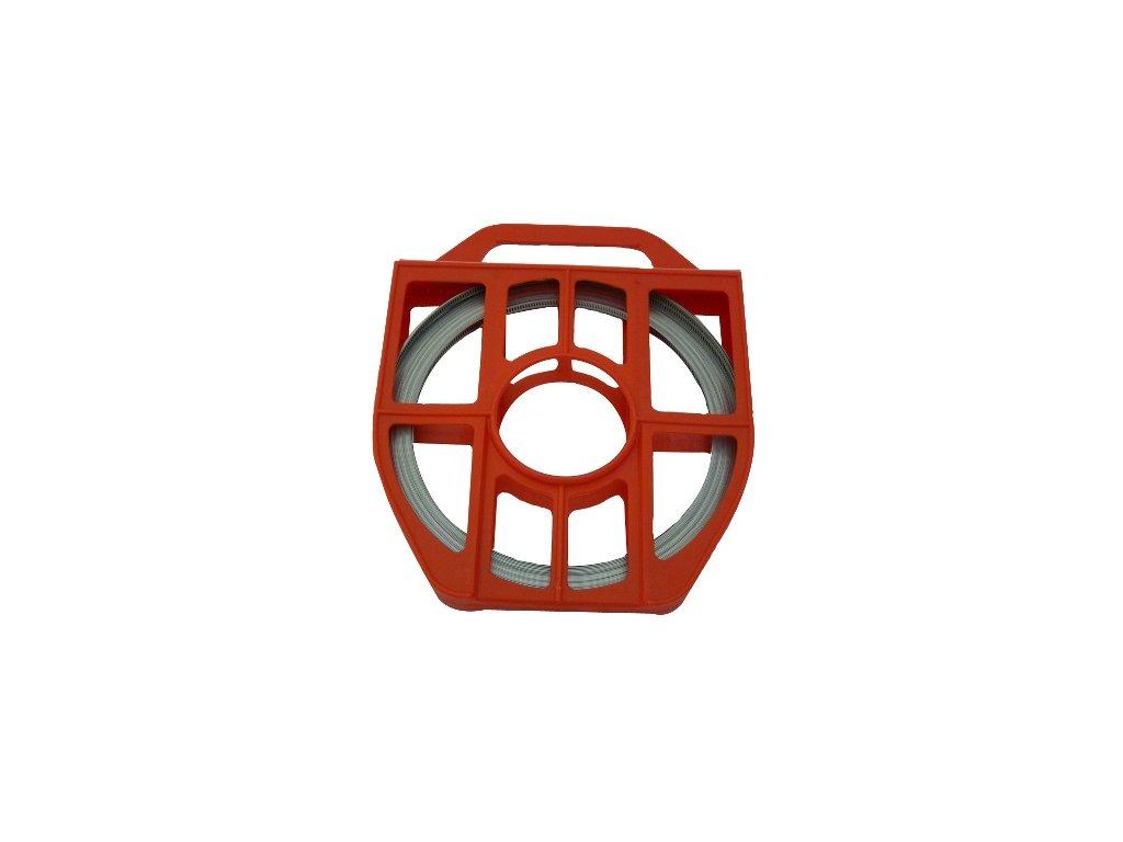Nekonečný pás GEMI 8 mm W2- klubo 25m