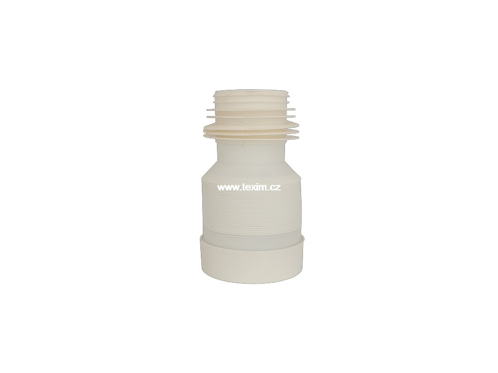 WC připojení flexi MAX pr.90-100/310-900