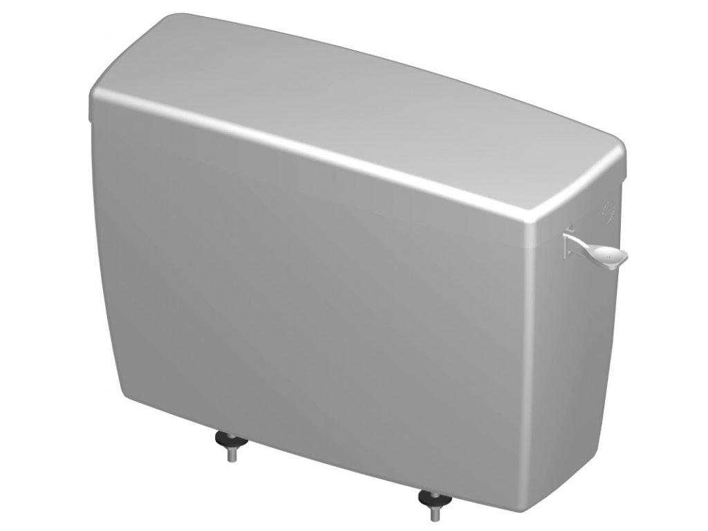 Nádržka splachovací WC T-2450 kombi