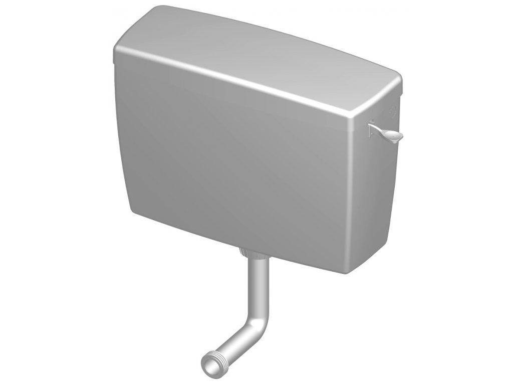 Nádržka splachovací WC T-2452A