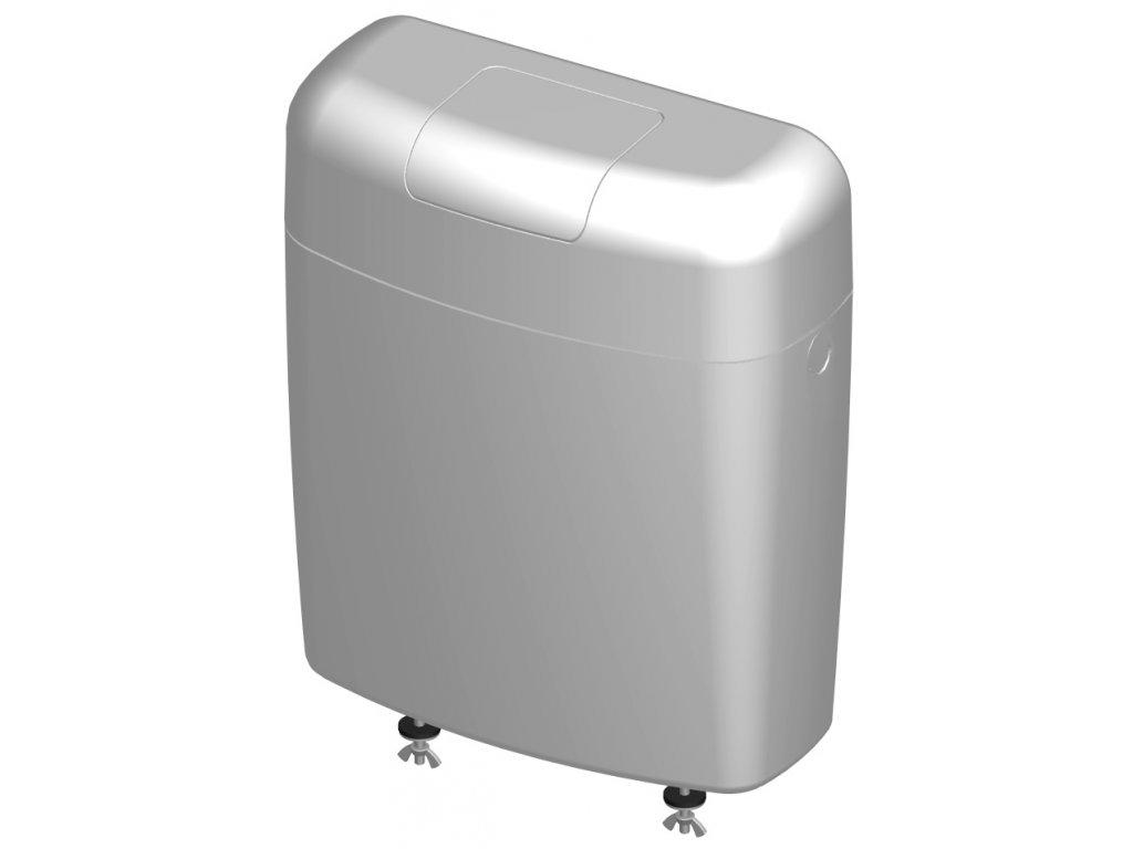 Nádržka splachovací WC P-2466 kombi