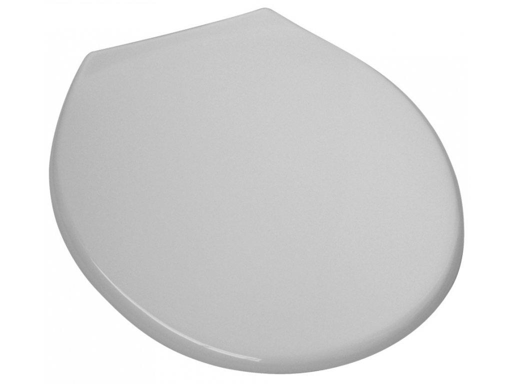 WC sedátko fialový flitr T-3550